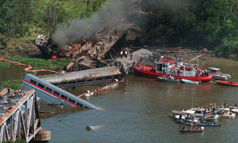 The Most Fatal Railway Accident