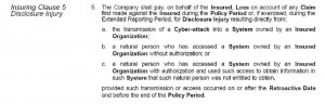 Cyber Policy Section 5.2